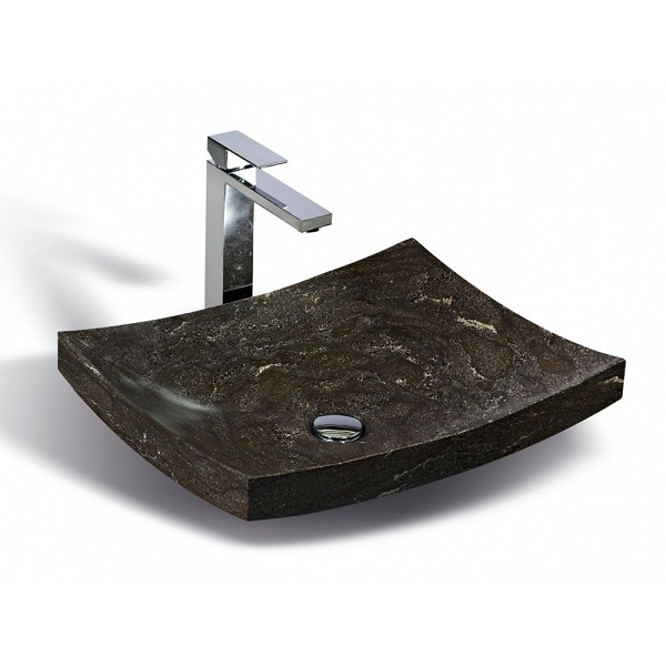 "UNIK Stone LPG-012 - 20"" Stone Sink"