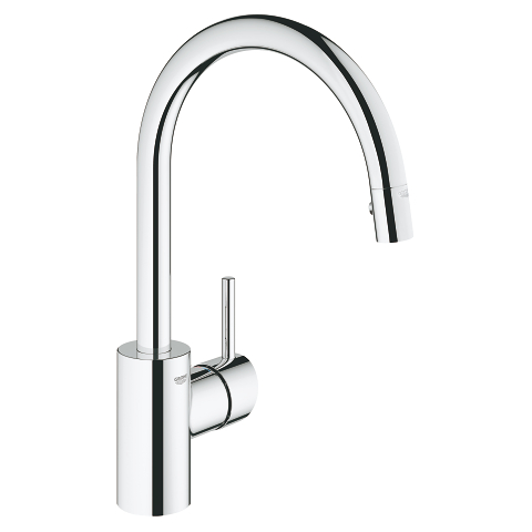 Concetto Dual Spray Pull Down Kitchen Faucet 32665001