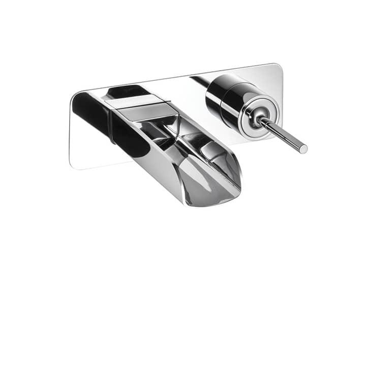 Aquabrass ABFC32N29PC Love Me Wallmount Faucet