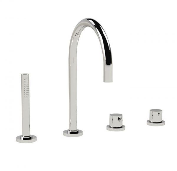 Cabano -3Sixty- Tub Filler with spray -36306