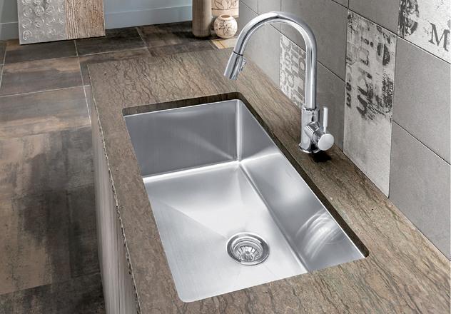 Blanco Kitchen Sink Quatrus R15 U Super Single 401518