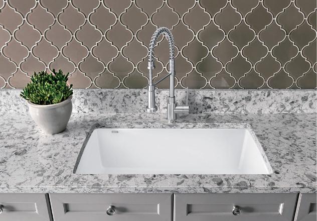 Exceptionnel Blanco Kitchen Sink Diamond U Super Single 401623