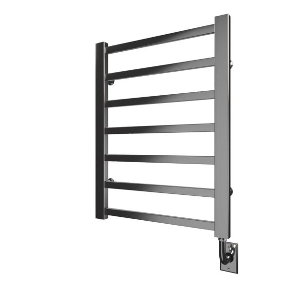 ICO Canada Towel Warmer - MILANO in Brushed Nickel