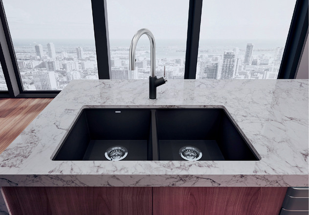 Blanco Silgranit Kitchen Sink