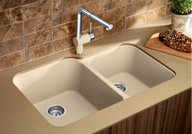 blanco bathroom sinks blanco kitchen sink vision u 1 3 4 401138 12116