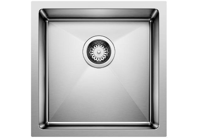 Blanco Bar Sink Quatrus R15 U Bar 401515 Bliss Bath And