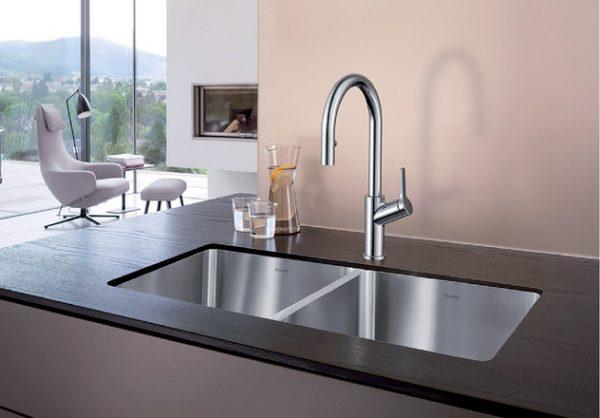 Blanco Kitchen Sink Andano U 2 401334