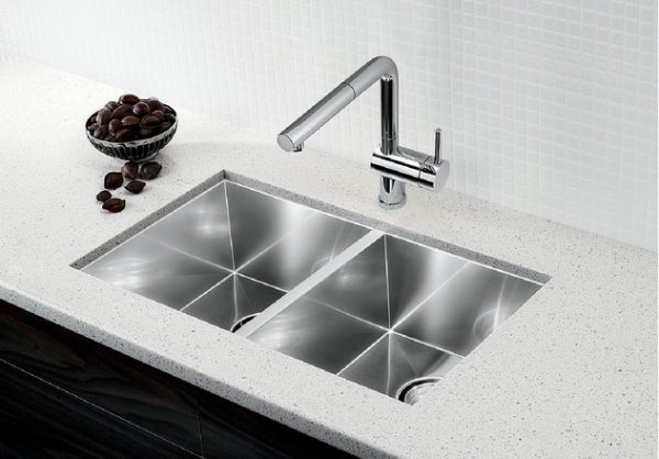 Blanco Kitchen Sink Quatrus U 2 401247