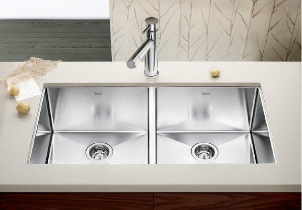 Blanco Kitchen Sink Radius 10 U 2 400452