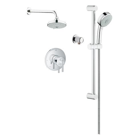 117167 Timeless PBV Dual Function Shower Kit