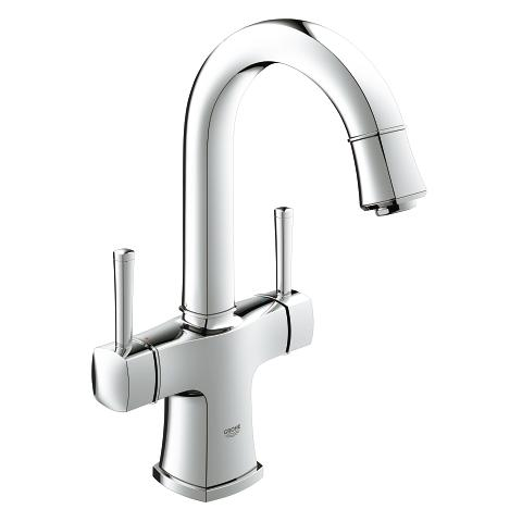 Grohe 21108000 Grandera two handle lavatory faucet