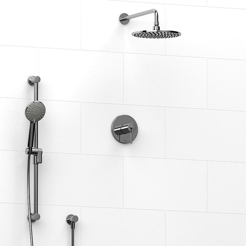 Riobel Premium Kit 1623 Shower Kit Bliss Bath And Kitchen