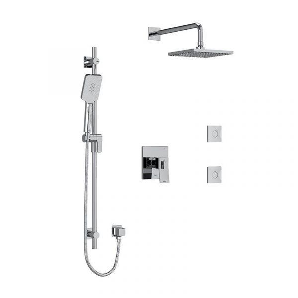 Riobel Zendo KIT#3545ZOTQ Shower Kit