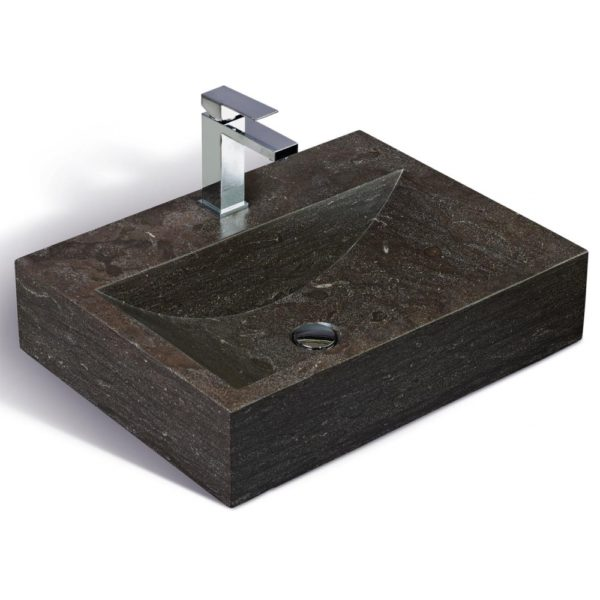 UNIK Stone LPG-006 – 24″ Stone Sink