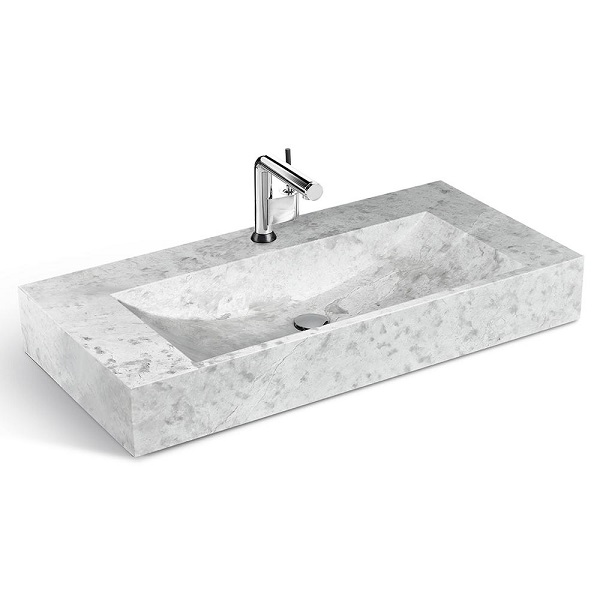 """Lms-039 - 39"""" ice marble sink"""