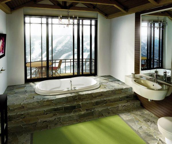 MAAX-Calla 6042 Oval Bathtub