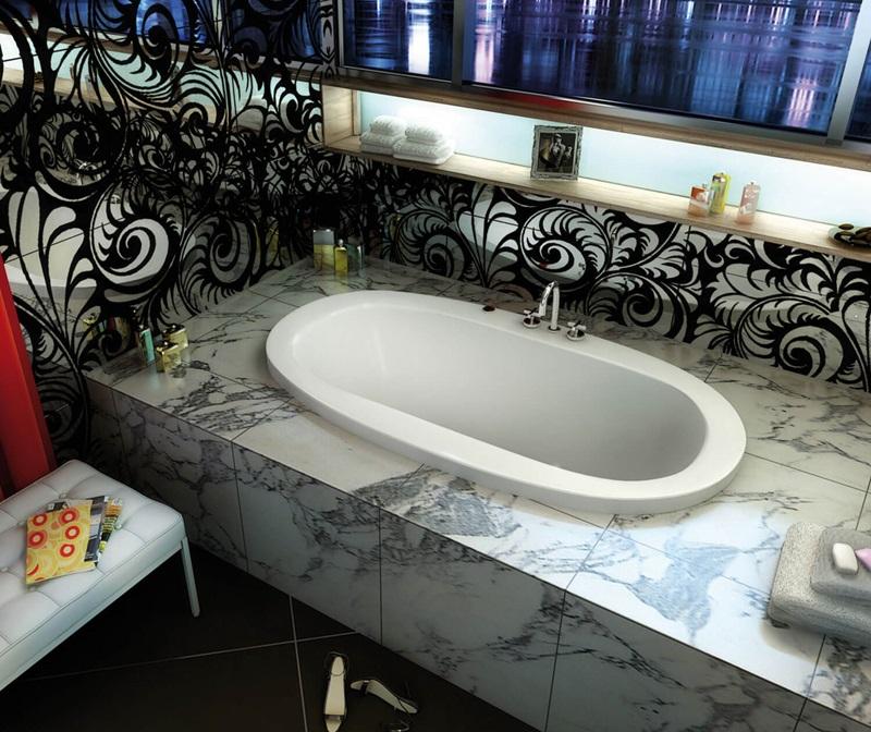 Maax Bath Tub Jazz 6636 Bliss Bath And Kitchen