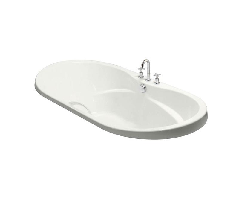 Maax Living 7236 Oval Bathtub