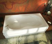 Max Melodie Rectangular Bathtub