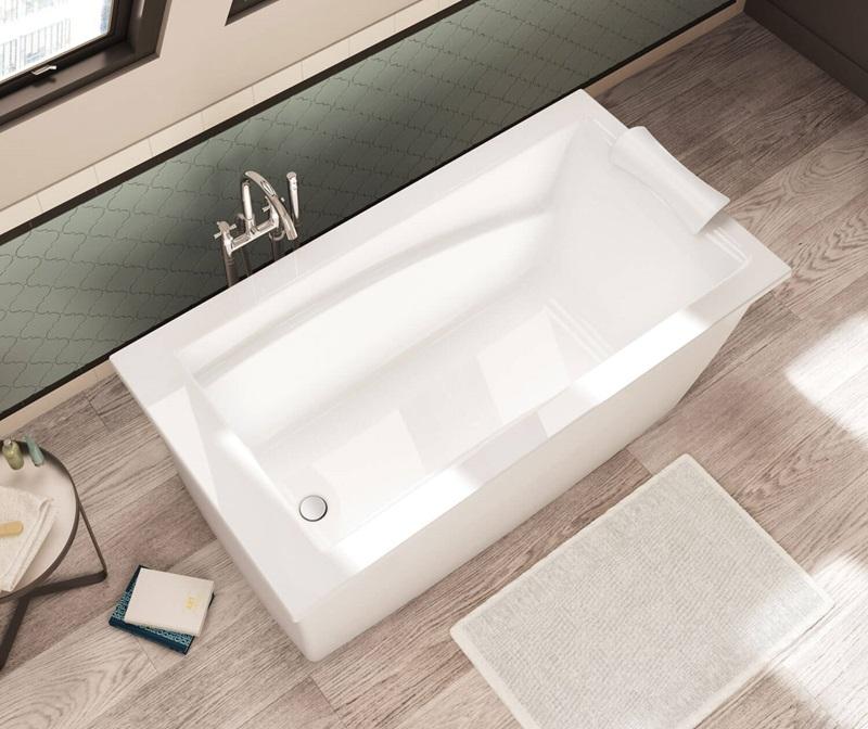 Maax Optik 6032 F Freestanding Bathtub