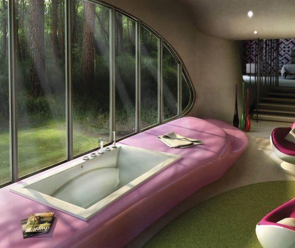 Maax Optik 7242 Rectangular Bathtub