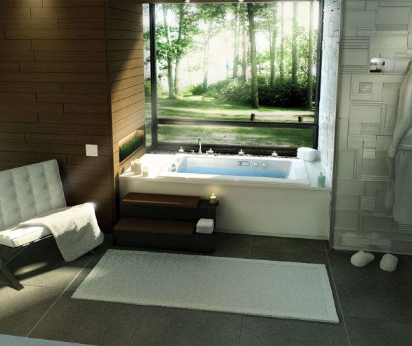 MAAX Release Rectangular Bathtub