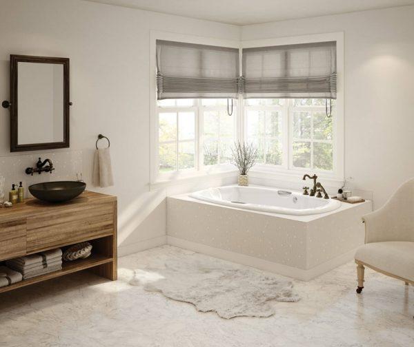 MAAX Release 6636 Rectangular Bathtub