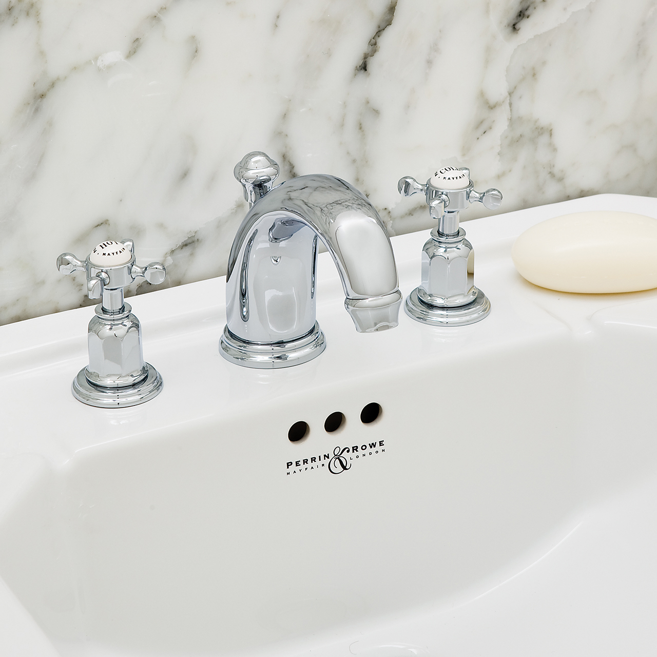 Rohl Perrin and Rowe Bathroom Faucet U.3701 U.3700 | Bliss Bath ...