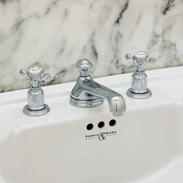 Rohl Perrin & Rowe Faucet U.3705 U.3706 | Bliss Bath And Kitchen
