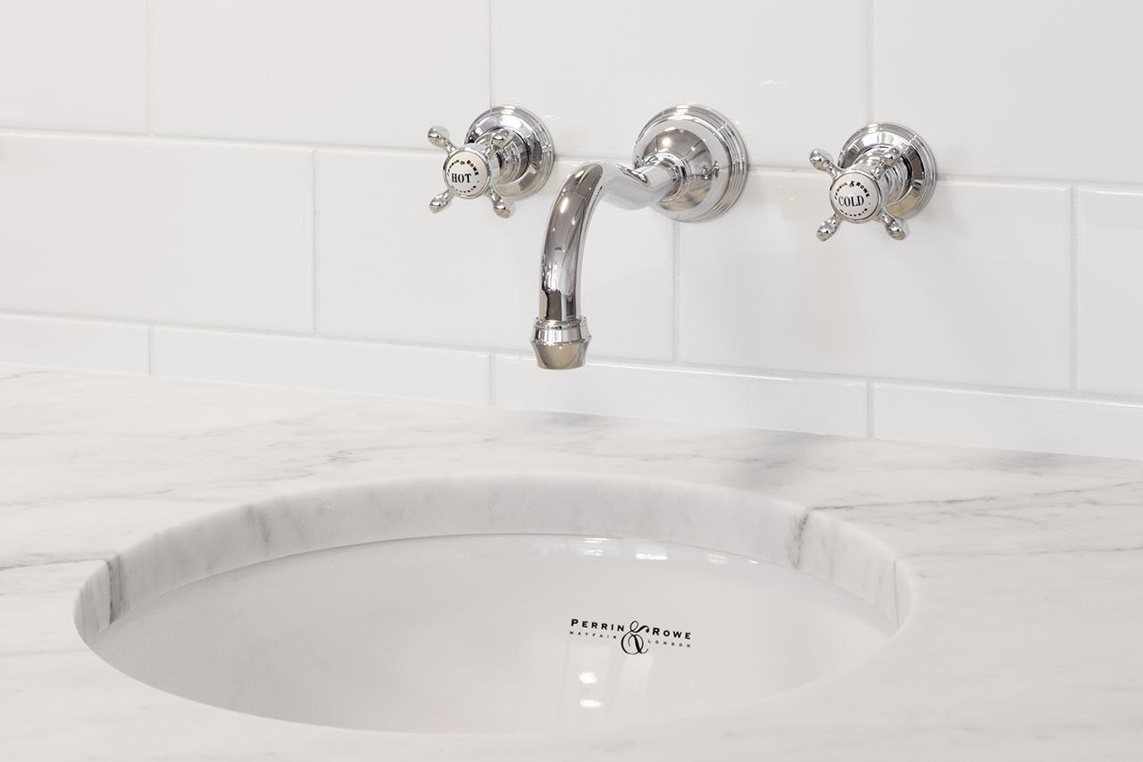 Rohl Perrin Amp Rowe Wallmount Faucet U 3790 U 3791 Bliss