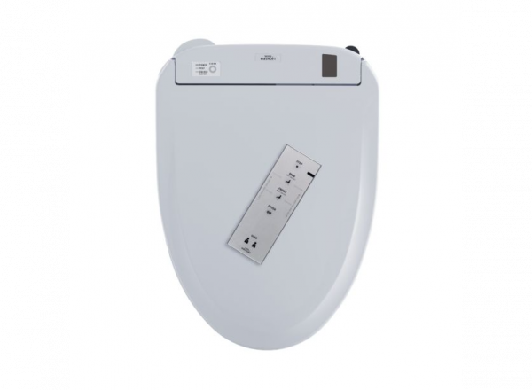 TOTO SW584T20#01 WASHLET+ S350e - Elongated With Ewater+