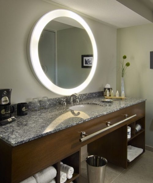 Electric Mirror – Trinity Lighted Mirror