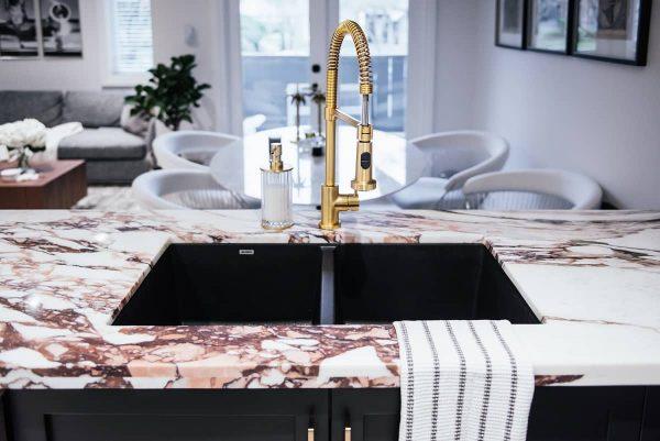 Aquabrass ABFK30045 Wizard Kitchen Faucet
