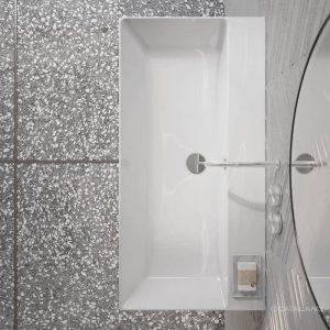 Catalano 10ZP Zero Washbasin