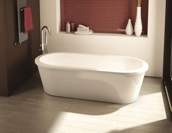 Fleurco BLTR6032-18 Bolero Tranquility Tub Whitetranquility