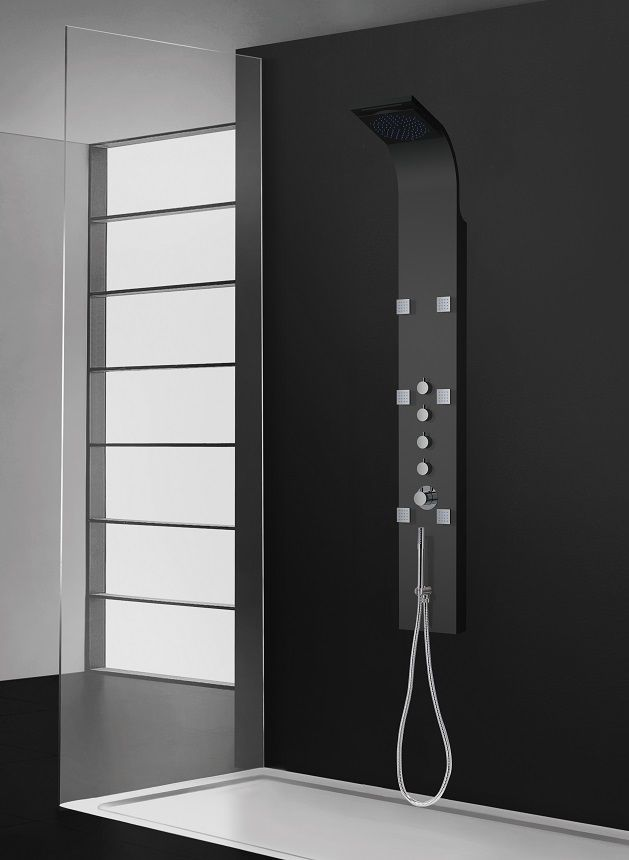 Pierdeco Design Shower Column Pd 850 S Aquamassage
