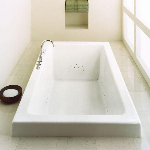 Zen 3672R Rectangular Bathtub