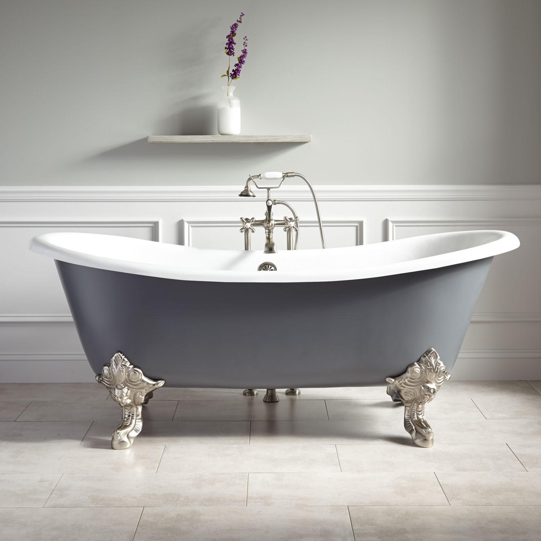 Recor Clawfoot Bathtubs - Blissbathandkitchen.com