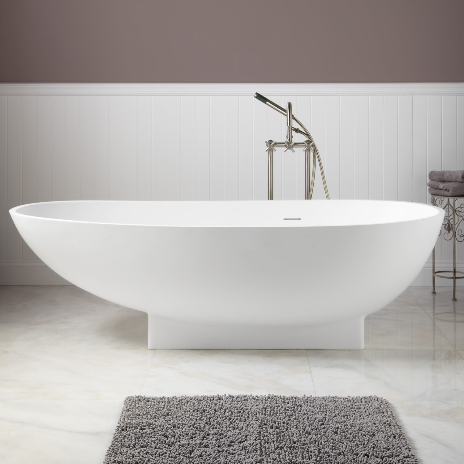 Freestanding bathtubs bliss bath and kitchen for Free standing bath tub