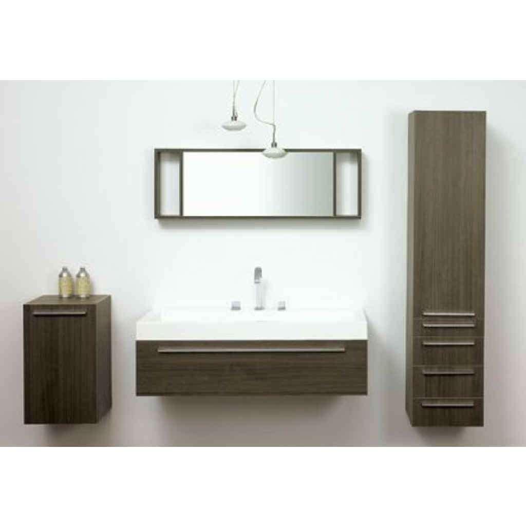 Wall mounted bathroom vanities bliss bath and kitchen - Wall mount bathroom vanity cabinets ...