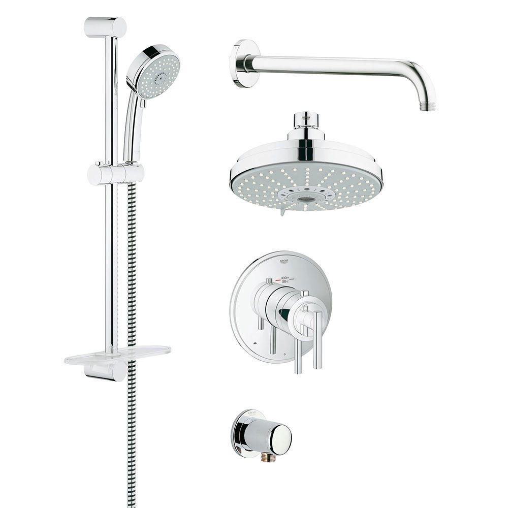 Buy Shower Kits Online In Canada With Shipping To Usa