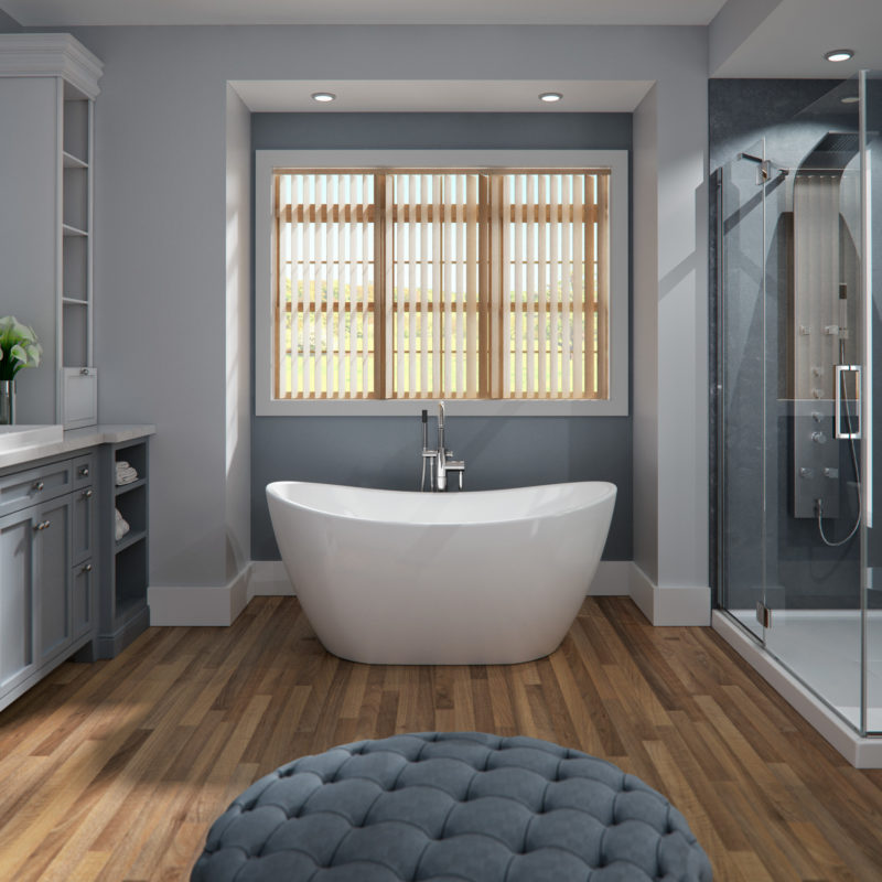 Produits neptune,Florence freestanding bathtubs, F1 3260, Blissbath ...