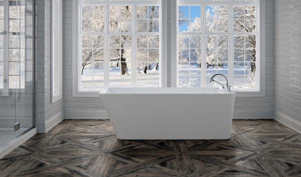Neptune Lauzanne 3066 F1 Freestanding Bathtub