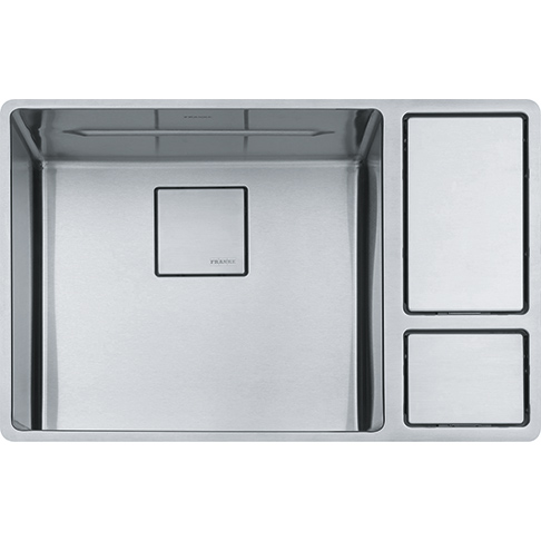 Franke CUX110-18 Stainless Steel Kitchen Sink - Chef Center
