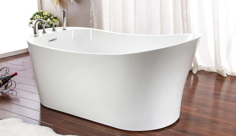 neptune paris f1 3266 freestanding bathtub | bliss bath and kitchen