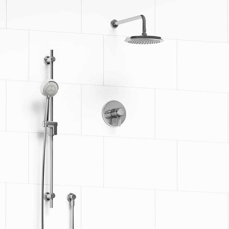 Riobel Momenti Kit 323mmrdj Bliss Bath And Kitchen