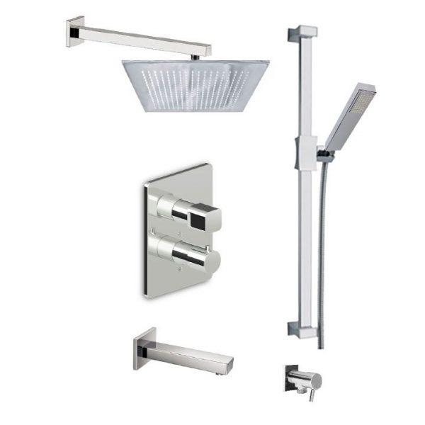 Aquadesign Shower System 104