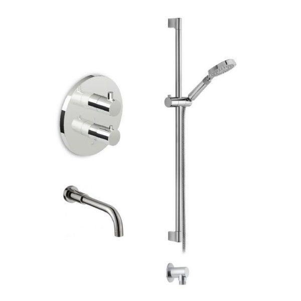 Aquadesign shower system 109