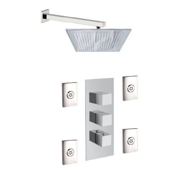 Aquadesign Shower System 111