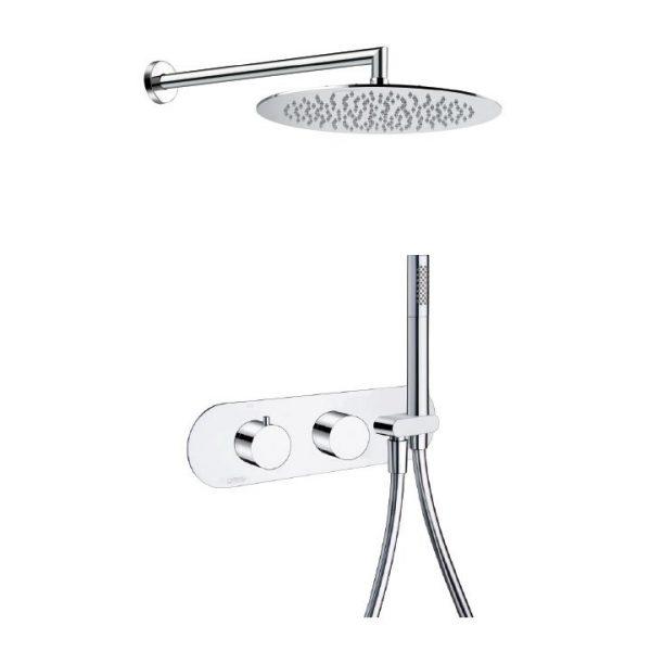 Shower system 116